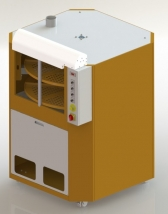 Secador Reativador Rotativo
